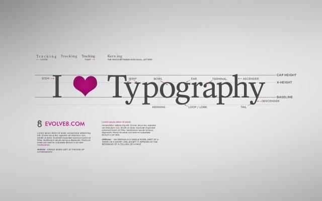 7 источников вдохновения для работы со шрифтами