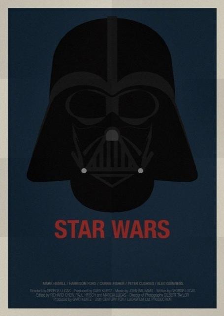 Minimalist posters # 2