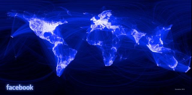 Мировое содружество Facebook