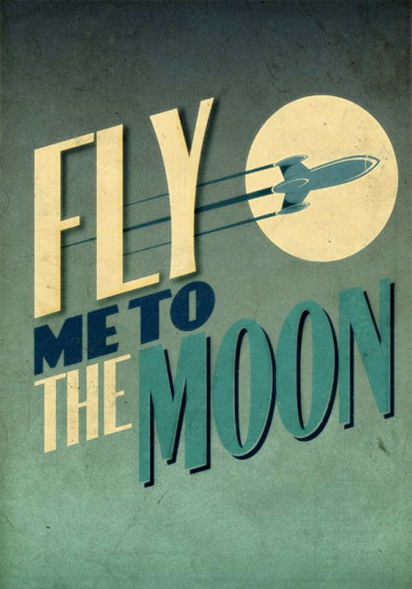 Космические постеры Fabio Perez