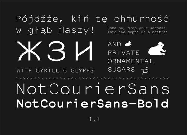 Бесплатные кириллические шрифты #25