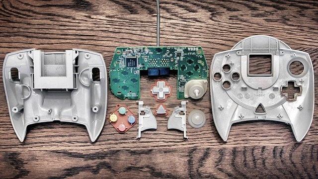 Анатомия игровых контроллеров