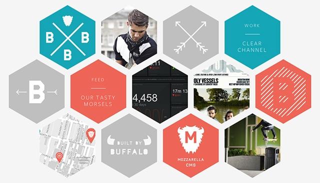 8 сайтов с плоским дизайном