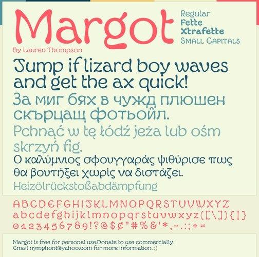 Бесплатные кириллические шрифты #31