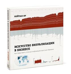 ТОП 10 книг по инфографике и визуализации
