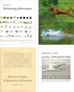 ТОП 10 книг по инфографике и визуализации данных