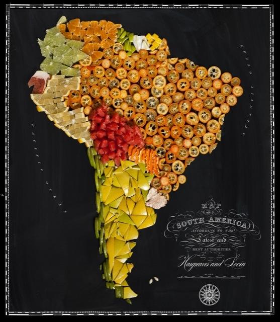 Еда=Страна