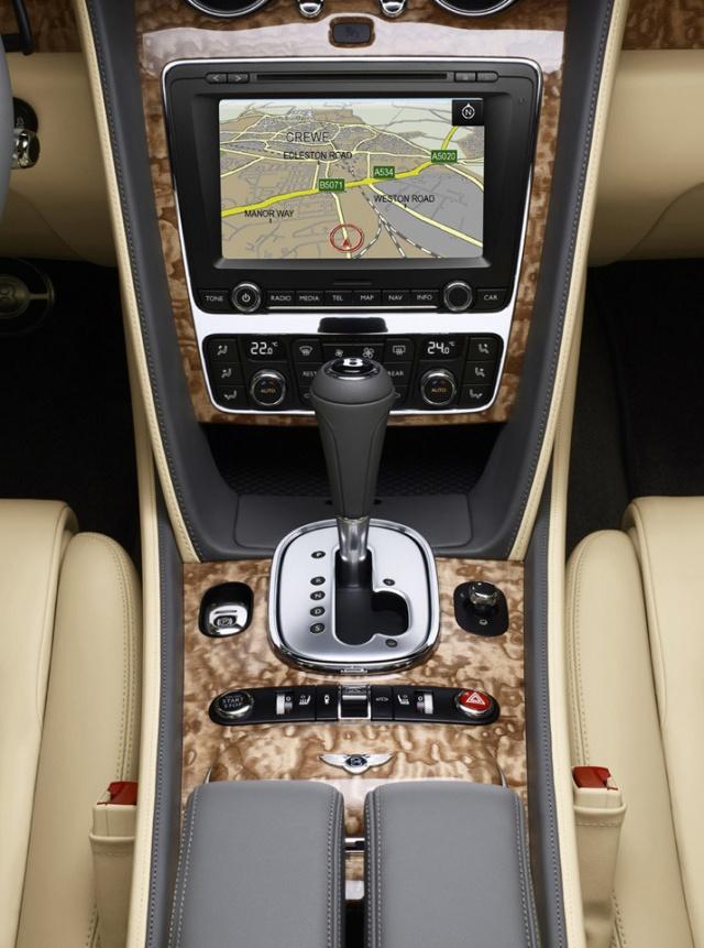 Автомобильный интерфейс