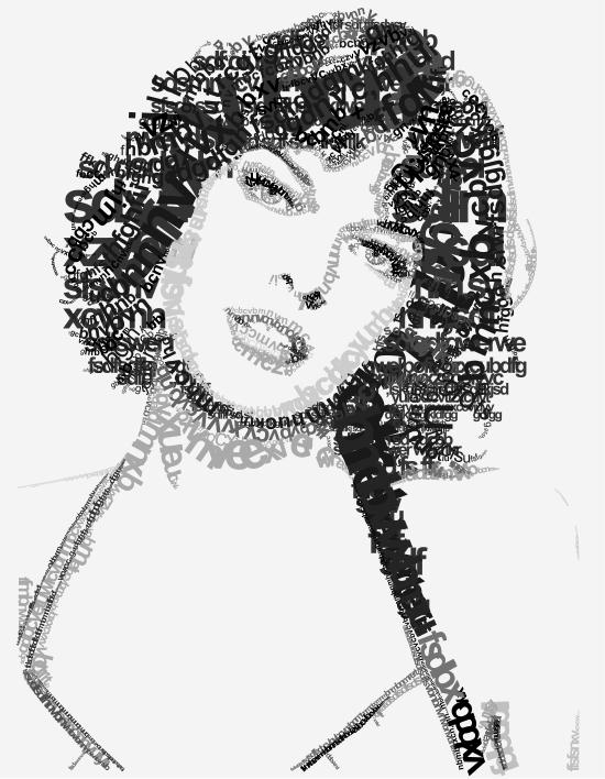 Типографический портрет