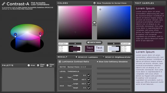 Пять бесплатных инструментов для выбора цветовой гаммы