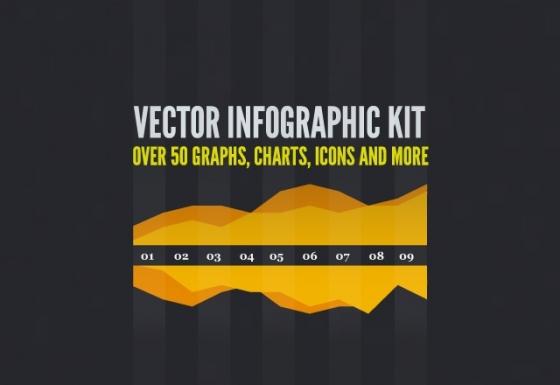 Бесплатный набор для инфографики