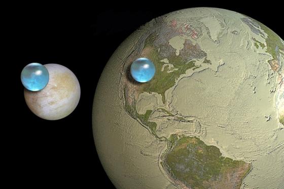 Сколько воды осталось на Земле