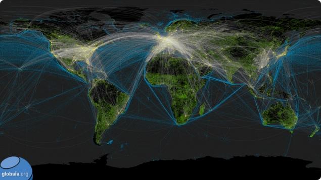 Картография антопоцена