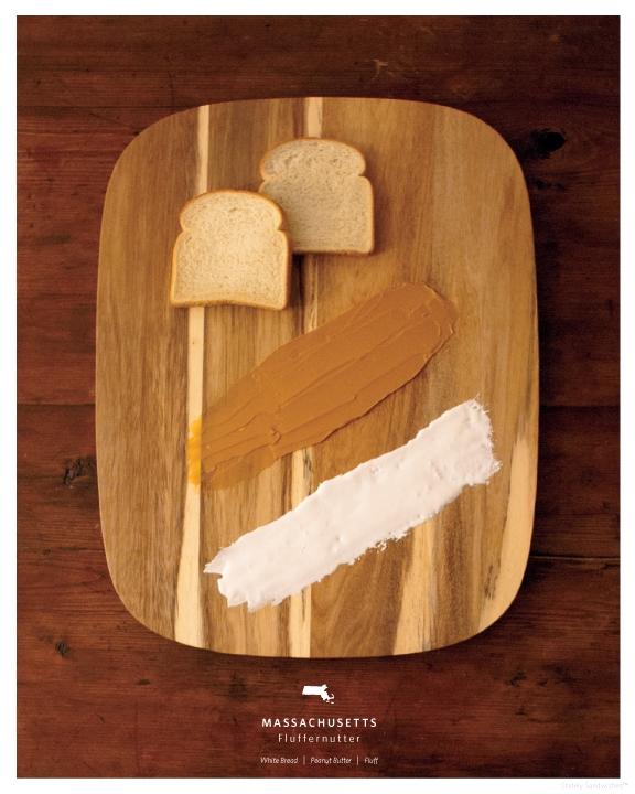 Сэндвичи из 50 штатов