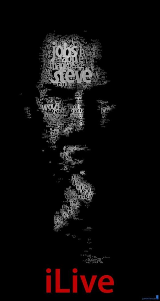 Словесный портрет Стива Джобса