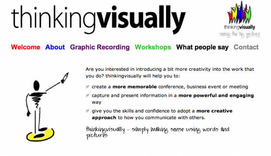 Thinkingvisually в 2012