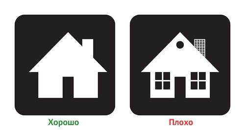 пиктограмма дома