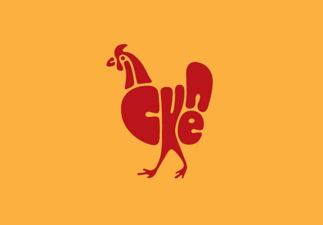 10-chicken-typography-design