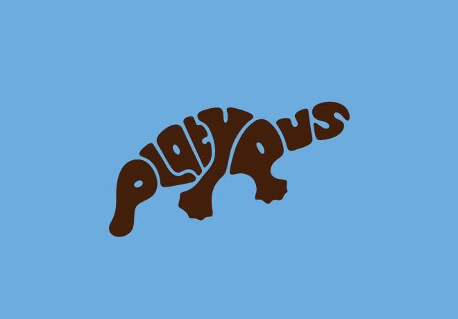 2-platypus-typography-design