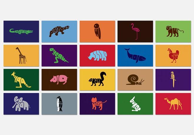 25-typography-design-word-animal