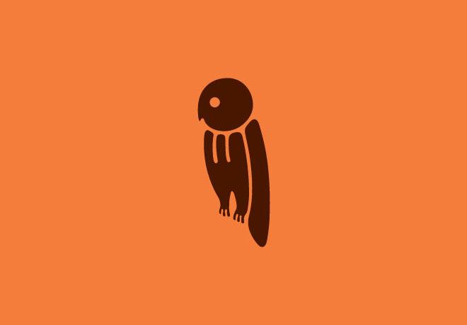 3-owl-typography-design