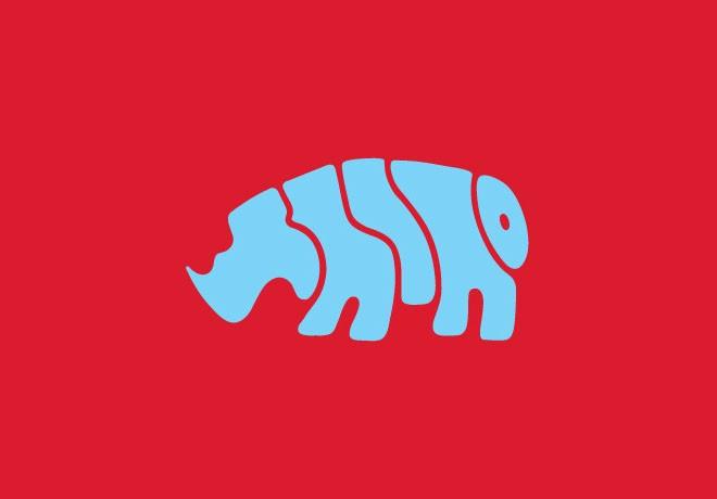 8-rhino-typography-design