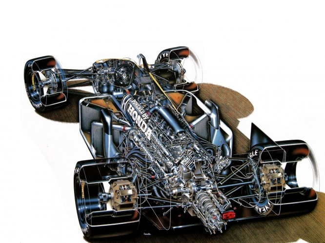 Inomoto_Williams-Honda_FW11B_F1_The_world_of_Technical_Art_by_Yoshihiro_Inomoto