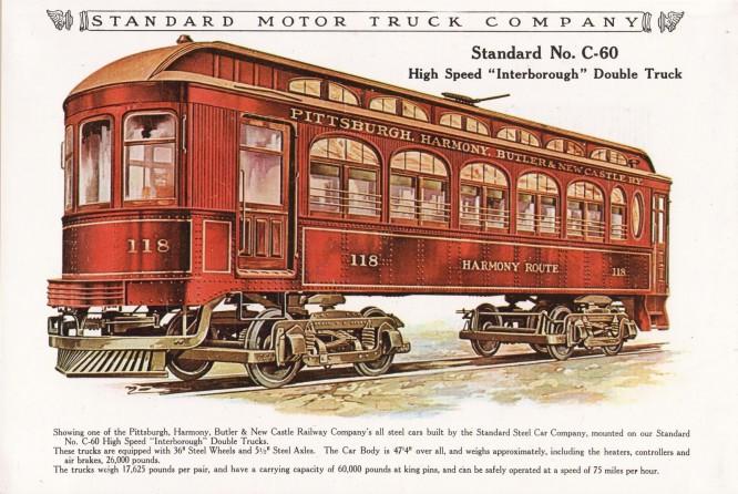 Standard Motor Truck Company 1
