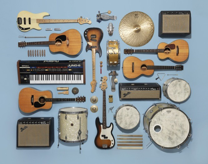 INSTRUMENTS-COLLECTION