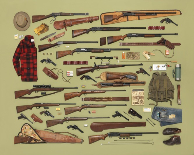 VINTAGE-FIREARM-COLLECTION