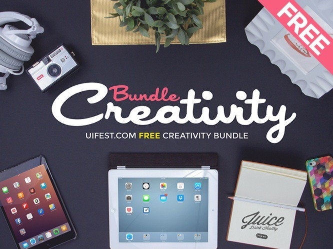 Creative Bundle Set