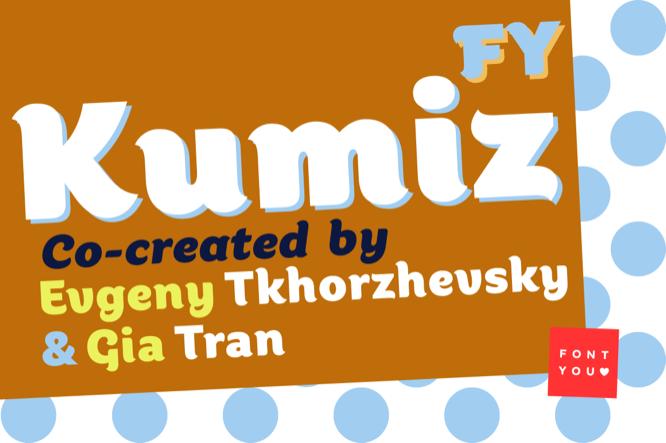 specimen_kumiz_fontyoupdf-1-o