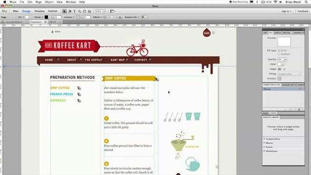 Adobe Muse руководство на русском - фото 9