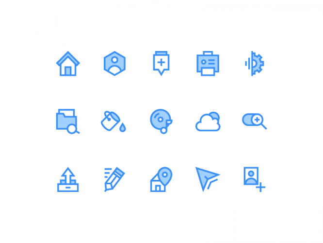 Preview (Icons for Web)