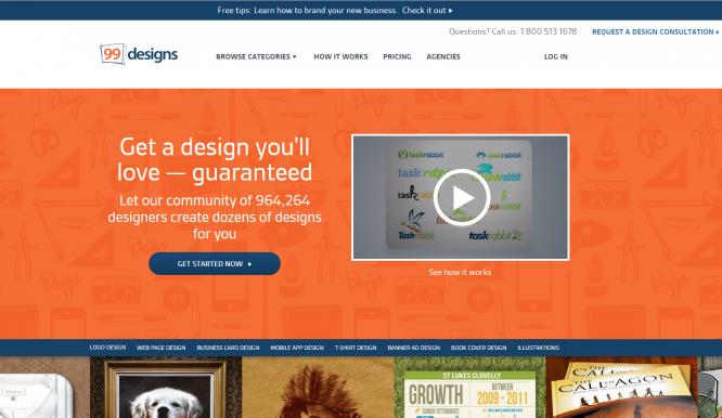 27 фриланс-площадок для дизайнеров и программистов 3b46939d845