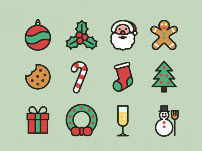 daniele-de-santis-christmas-icons-full-set