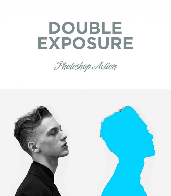 Double-Exposure-Photoshop-Action