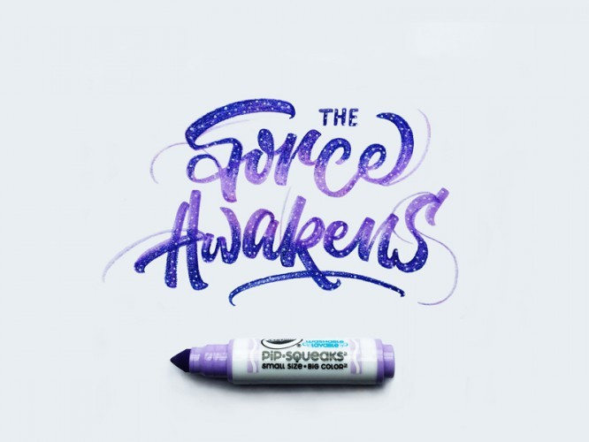 theforceawakens_dribbble