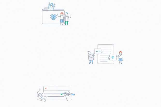 dropbox-marketing-without