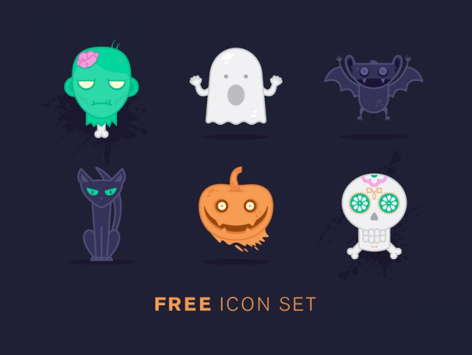 halloween_free_icon_set