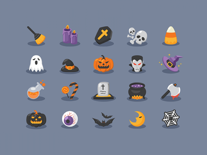 halloween_icons_by_sunbzy