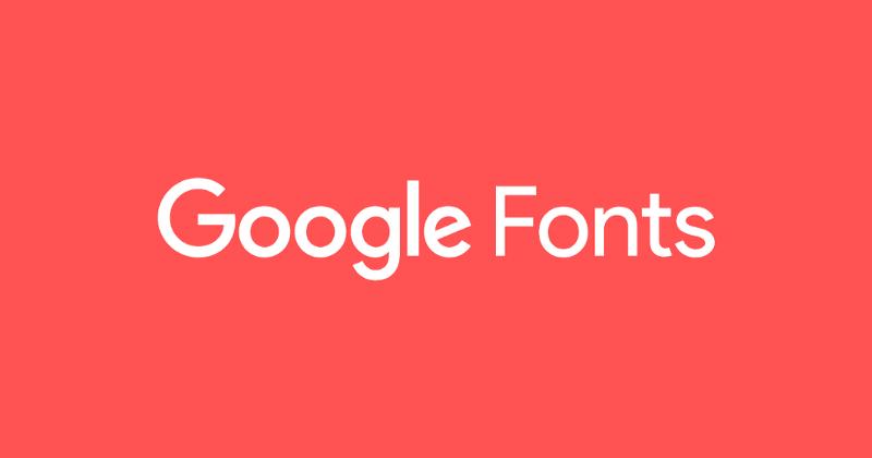 Figma Google Fonts
