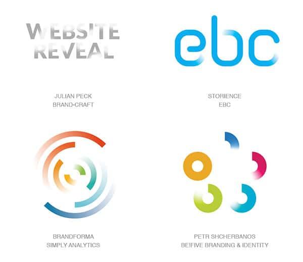 Затухание цвета в логотипах (Fades)