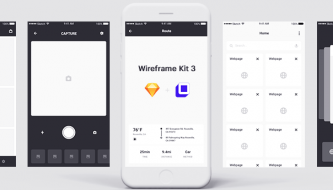 Wireframe Kit 3