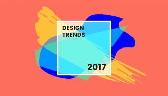 5 трендов в дизайне интерфейсов 2017 года