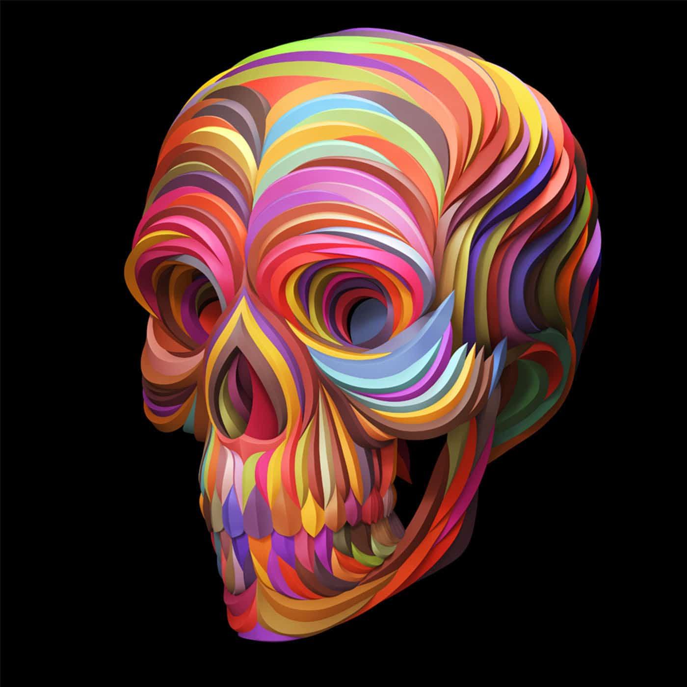 Изображение: 3D Art  Автор: Maxim Shkret
