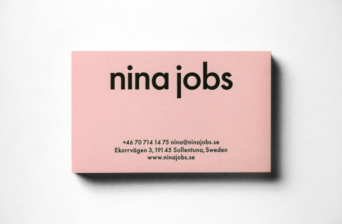 04_Nina_Jobs_Logotype_Business_Card_by_BVD_on_BPO