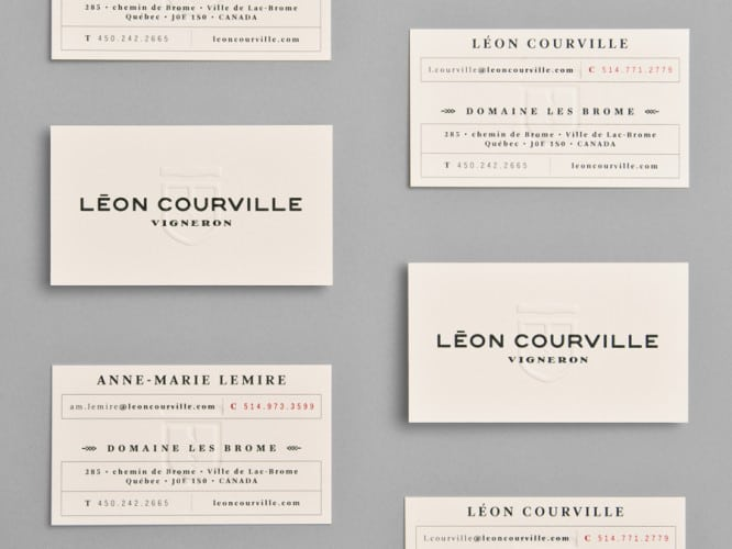 06-Leon-Courville-Logo-and-blind-embossed-Business-Cards-lg2boutique-on-BPO