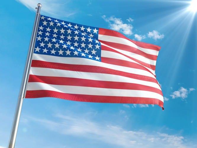 Flag-Mockup