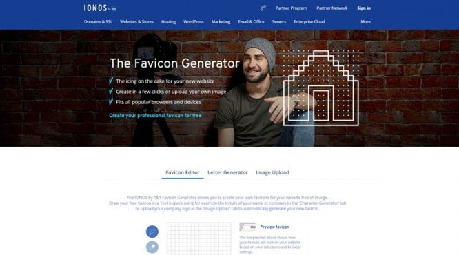 IONOS-by-11-Favicon-Generator